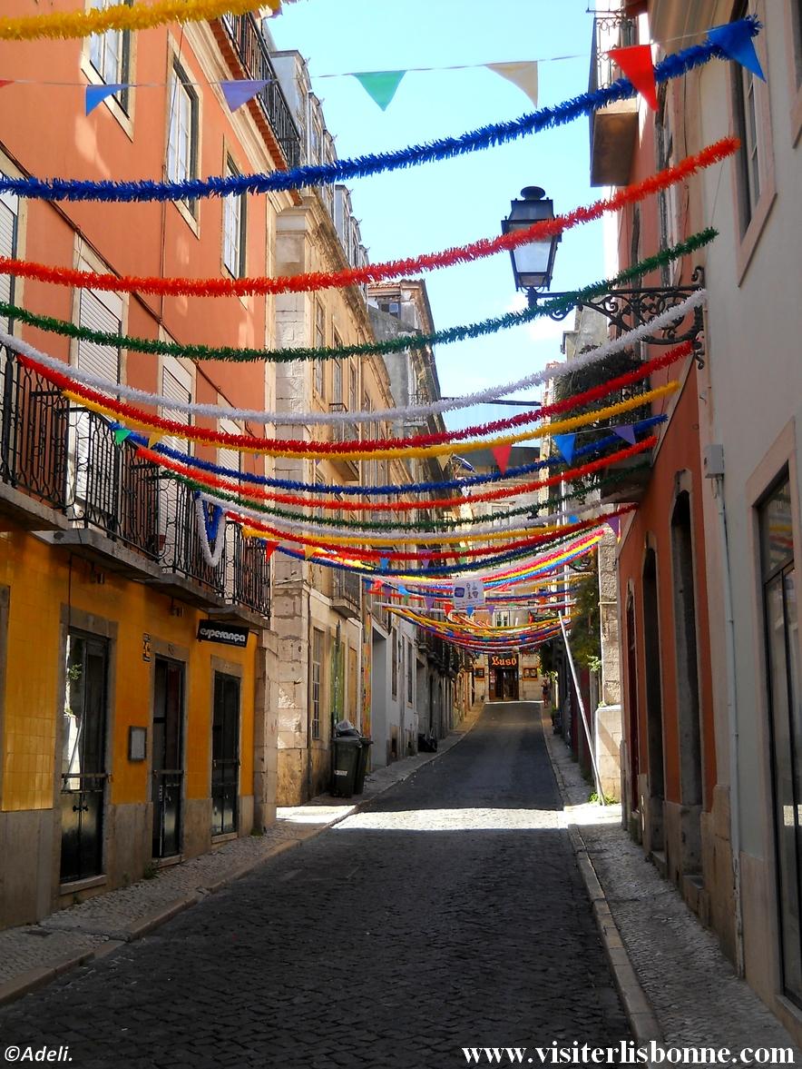 Bairro Alto - Lisbonne en fête