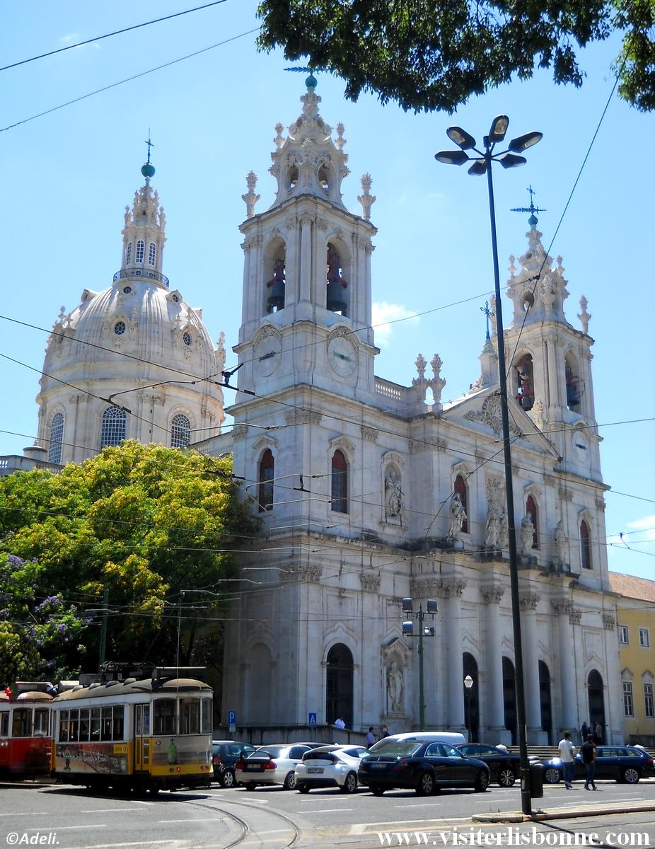 Basilica da Estrela - Lisbonne