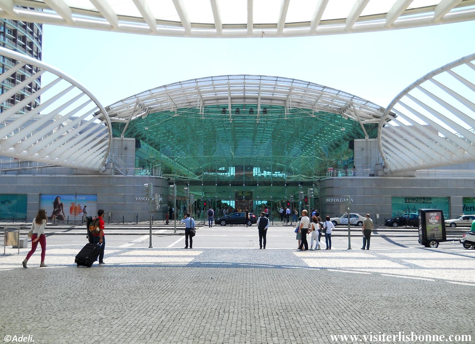 Centre commercial Vasco da Gama - Lisbonne