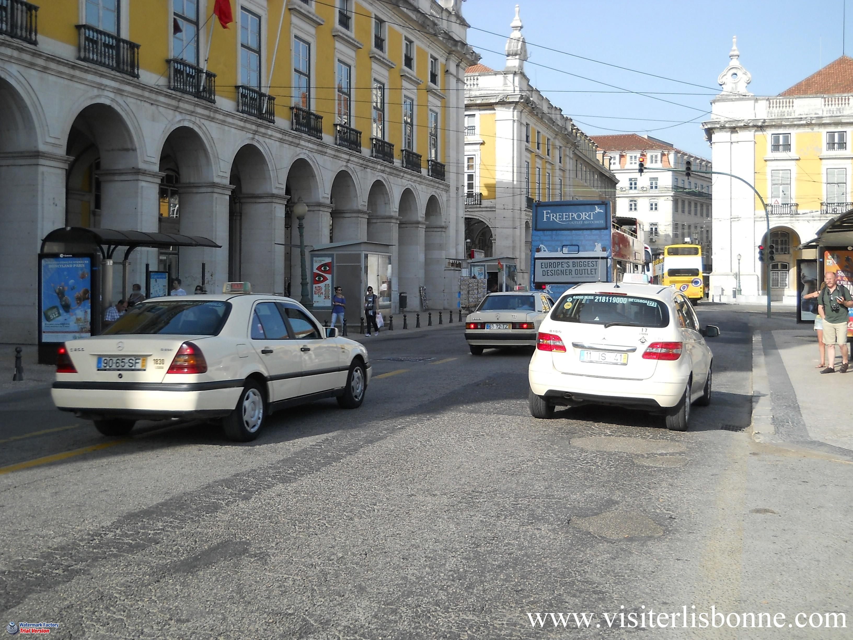 Transports lisbonne - Office de tourisme lisbonne ...
