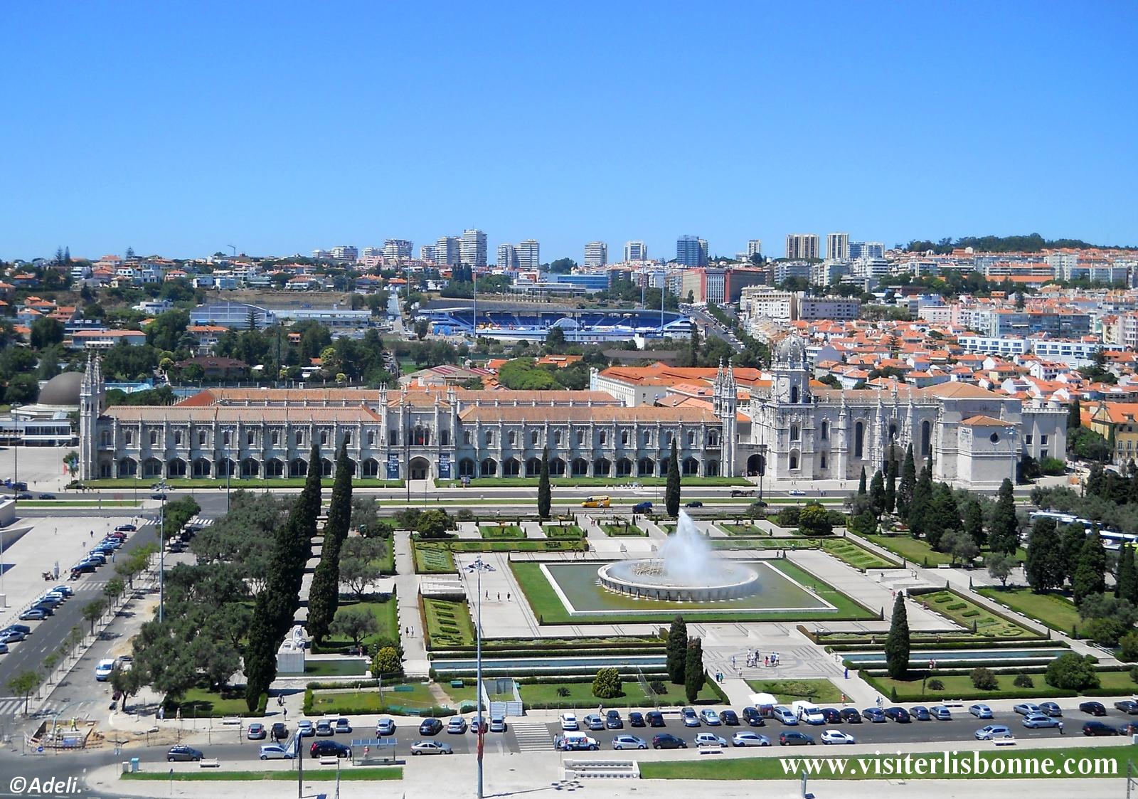 Mosteiro dos Jerónimos - Monastère des Hiéronymites - Lisbonne