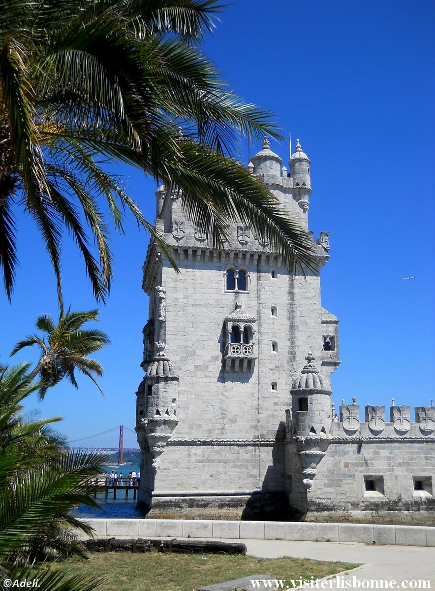 Tour de Belém - Torre de Belém - Lisbonne