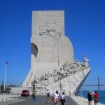 Monument des découvertes - Lisbonne