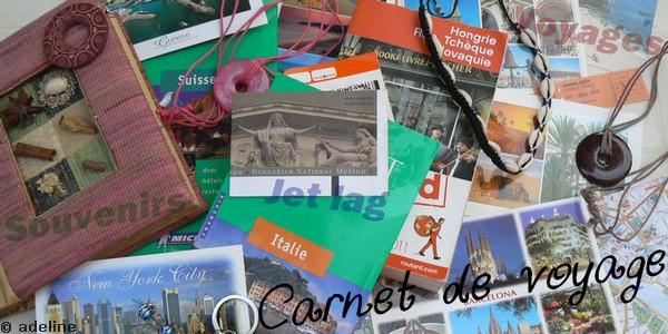 Carnet de voyage for Carnet de voyage paris