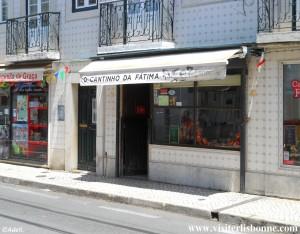 CANTINHO DA FATIMA - Lisbonne
