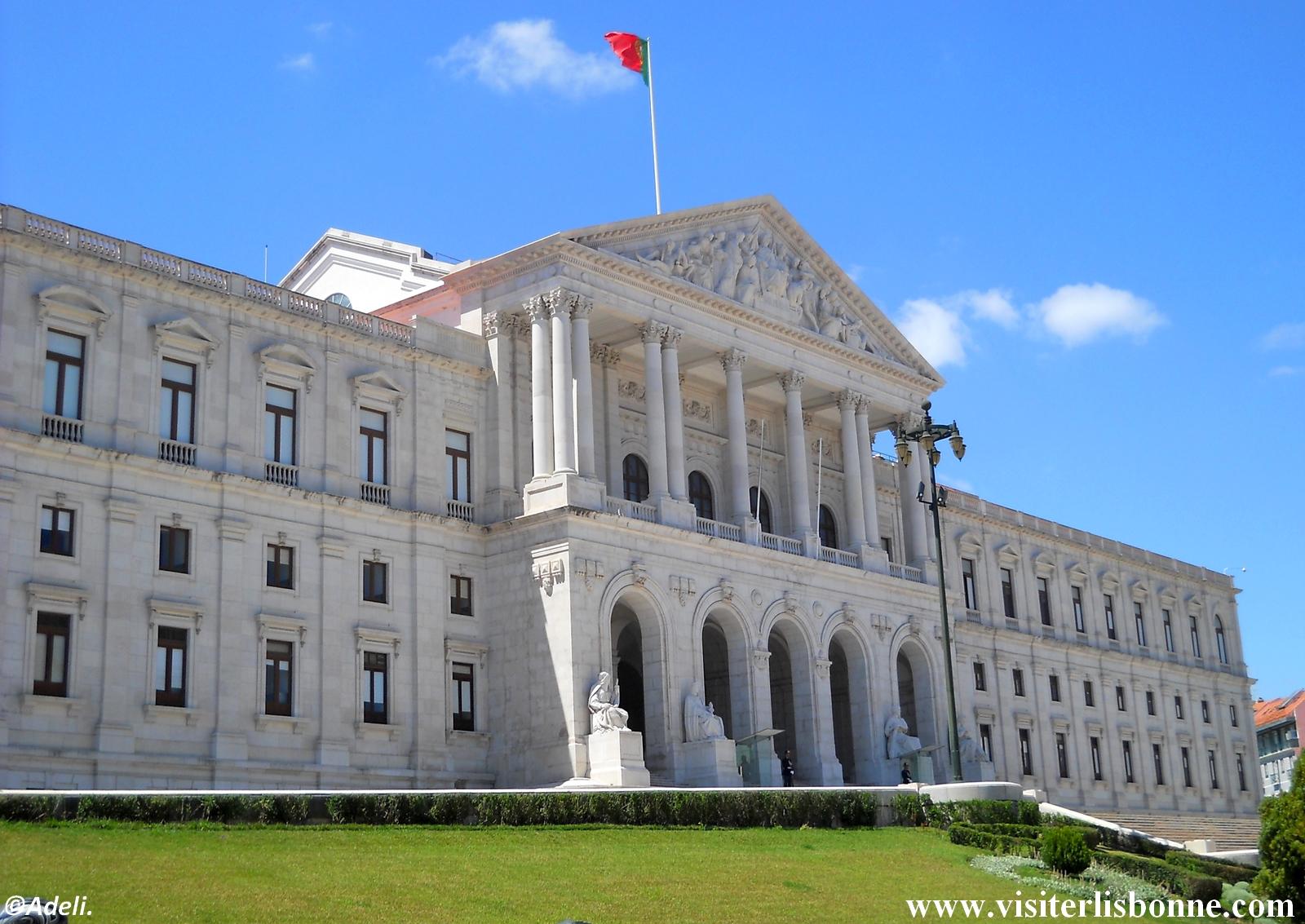 Assembleia da Republica - Lisbonne