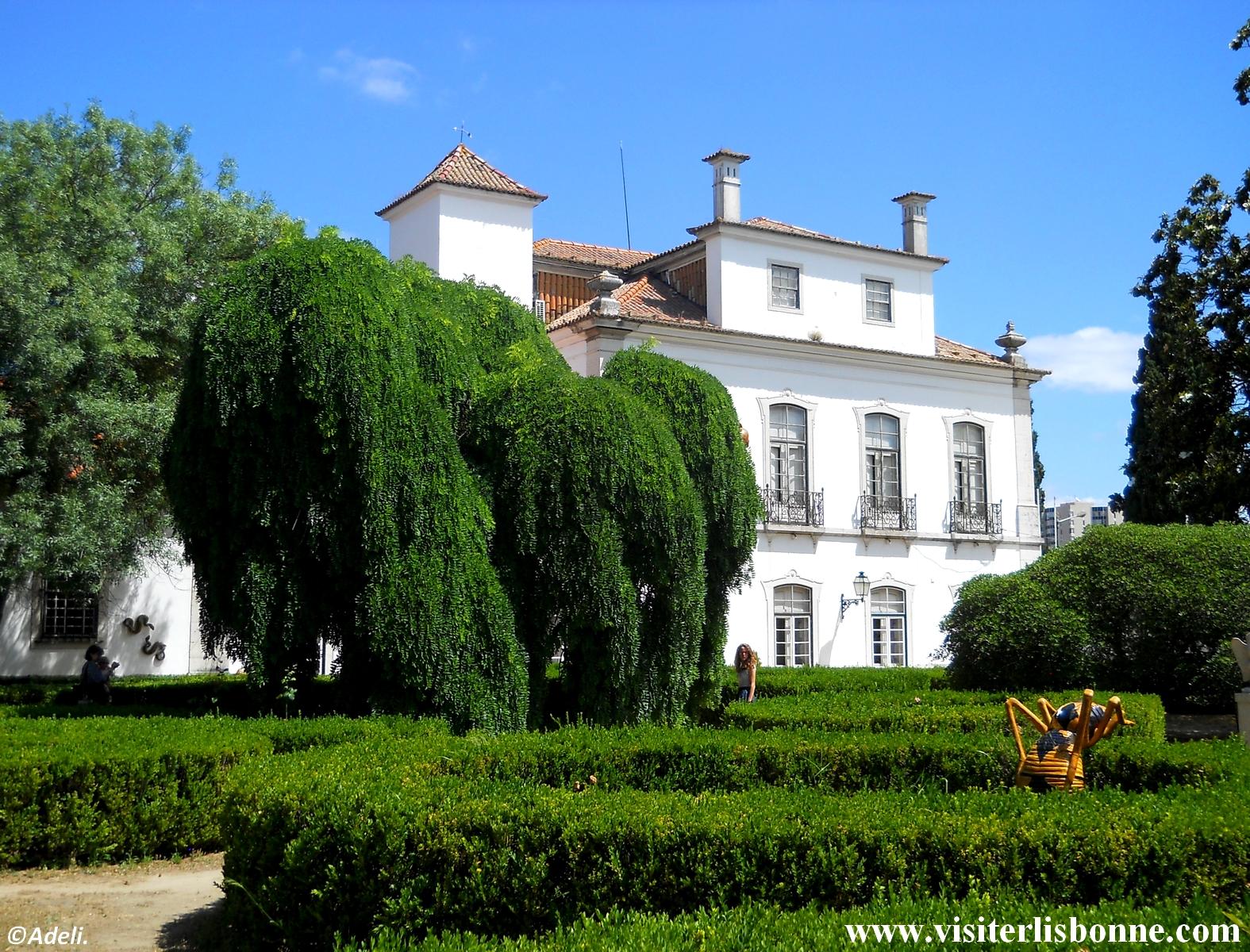 Musée de la ville Lisbonne - Museu da Cidade - Lisbonne