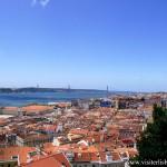 Vue sur le Tage - Lisbonne