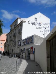 Chapito - Lisbonne