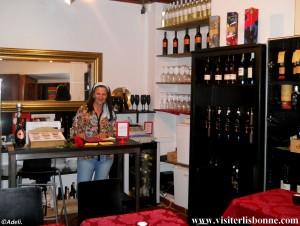 Instinctus Wine Bar - Lisbonne