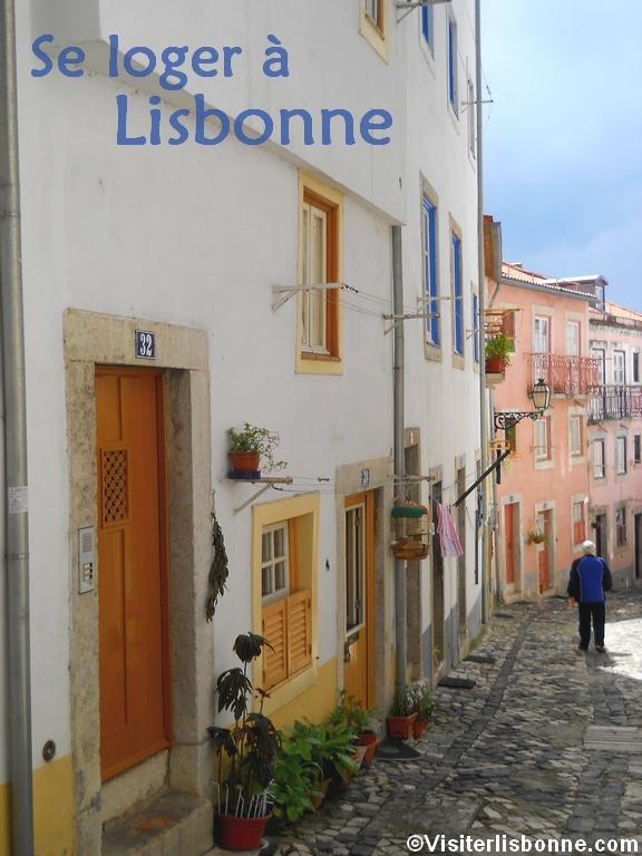 Se loger à Lisbonne - Alfama