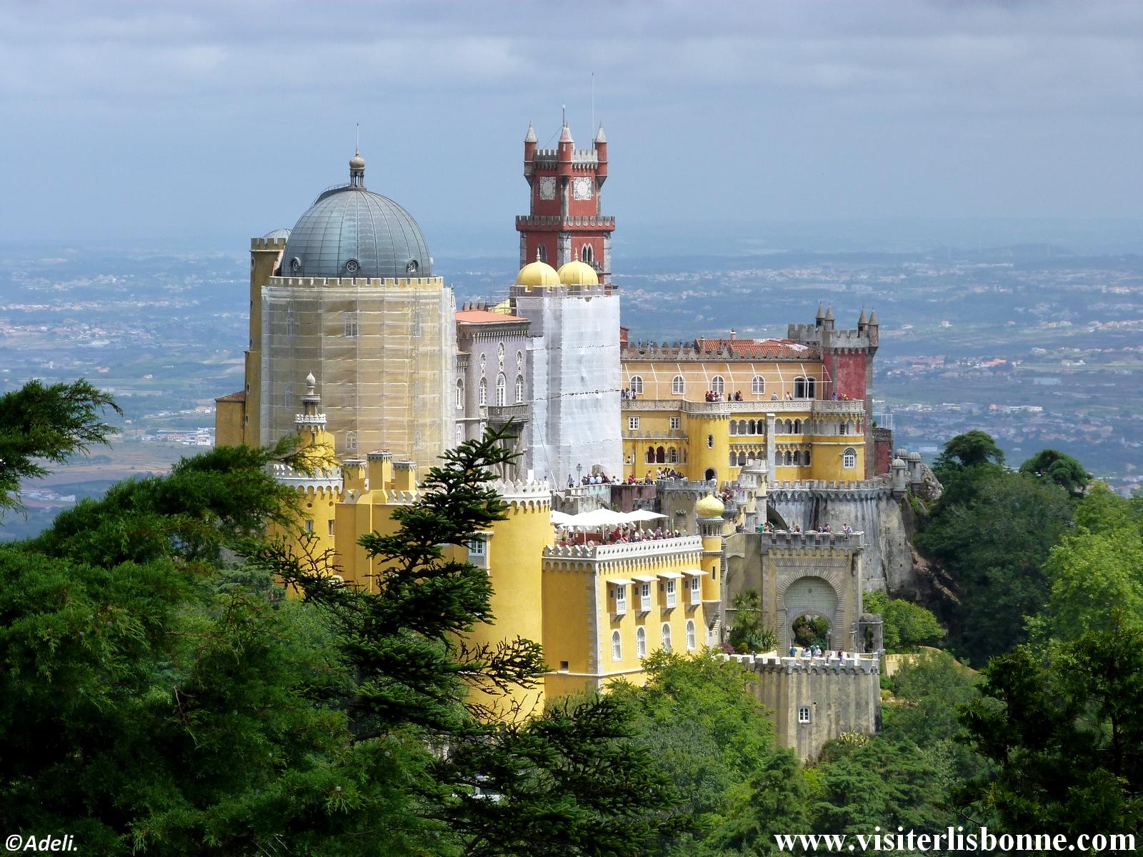 Palácio Nacional da Pena - Sintra
