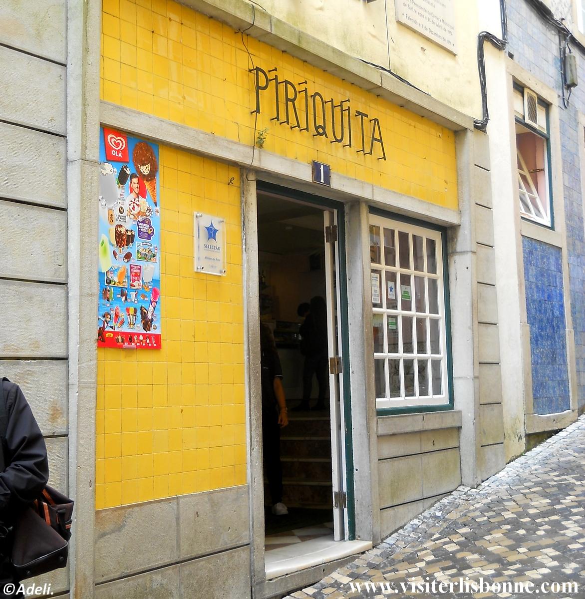 PIRIQUITA - Rua das Padarias - Sintra