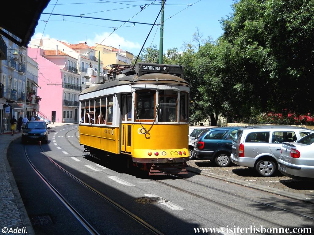 tramway 28 - Graça